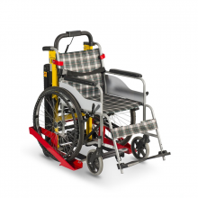 Лестничный подъемник для инвалидов - удобное передвижение без препятствий