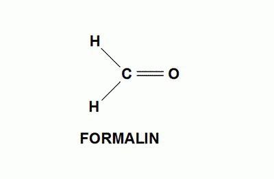 Для чого потрібен формалін?