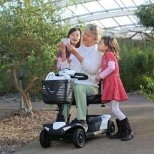 Сочетание комфорта и мобильности - электроколяски для людей с ограниченными возможностями