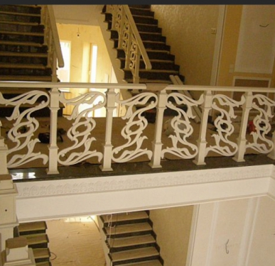 Маршеві сходи: проектування, виробництво, монтаж