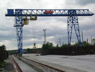 Модернизация и реконструкция грузоподъемников, грузоподъемных кранов и лифтов от ЧП «Южреммонтаж»