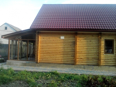 Екологічний дерев'яний будинок - здоров'я, краса, комфорт