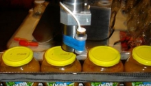 Принтер для маркировки стеклянной тары