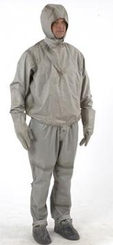 Рабочие костюмы химзащиты
