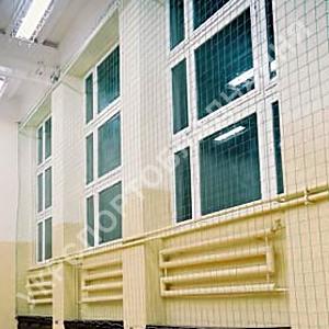 d80c739618792a Захисні решітки для вікон спортивного залу - Оголошення ...