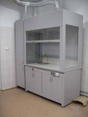 Шкафы вытяжные для лабораторий