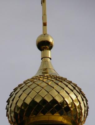 Изготовление церковных куполов, монтаж куполов