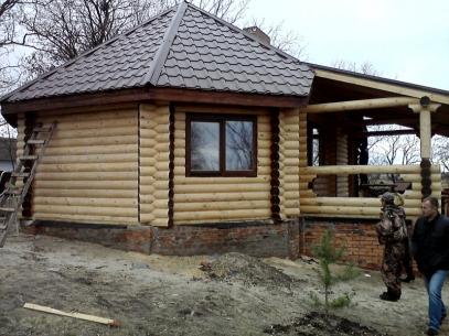 Дерев яний будинок вашої мрії