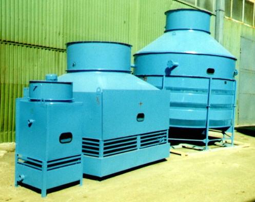 Вентиляторные градирни ИВА