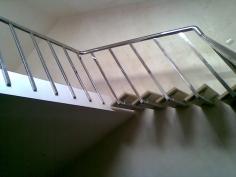 Лестничные ограждения изготовление