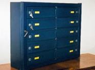 Поштові скриньки для багатоповерхових будинків