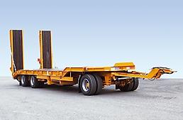 Платформи для перевезення негабаритних вантажів Schwarzmueller