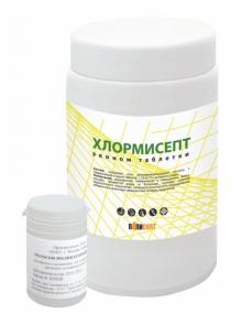 Продам Хлормісепт економ, хлорні таблетки