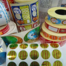 Изготовление самоклеющихся этикеток быстро и качественно