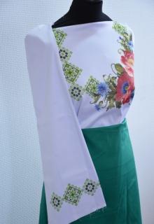 77c30b11b81aa7 Заготовки плаття для вишивки бісером - Оголошення - Схеми для ...