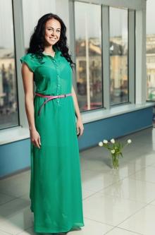 Гарні літні сукні для жінок