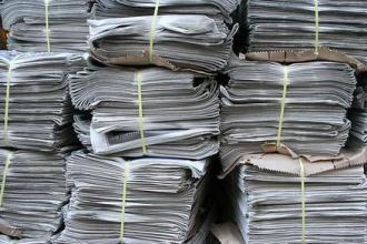 Позбавляємо від паперових відходів безкоштовно!