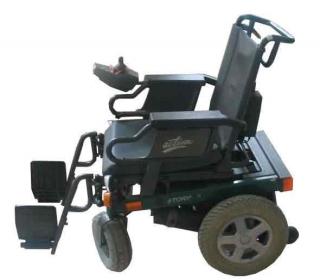 Электрические коляски для инвалидов