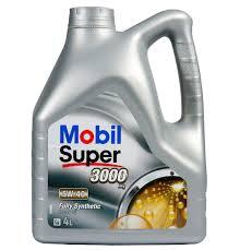 Моторные масла Мобил