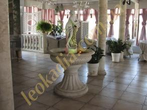 Декоративні фонтани для саду