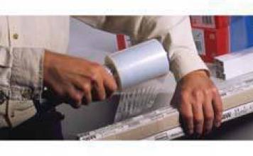 Продаються пакувальні матеріали: скотч, пакети, плівка харчова...