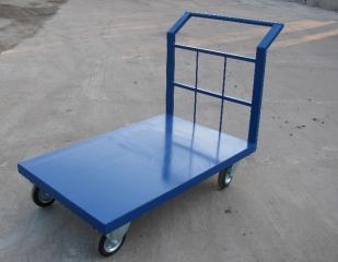 Предлагаем ручные тележки для перевозки грузов