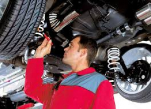 Ремонт ходової частини автомобіля можна замовити на сайті компанії