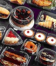 Пластиковая упаковка для тортов поощрит клиентов к покупке