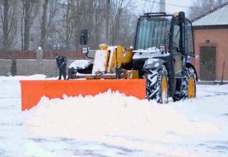 Відвал  для снігу за вигідною ціною