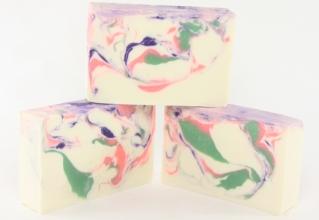 Shop offers unique natural soap products!