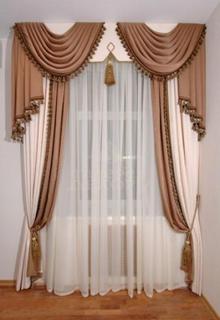 Купить готовые шторы в Украине