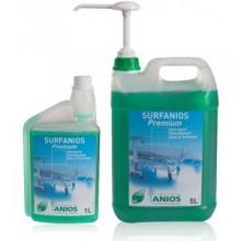 Купуйте Сурфаніос преміум для ефективної дезинфекції!