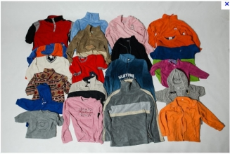Детская одежда секонд-хенд оптом
