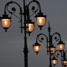 Предлагаем уличные светильники