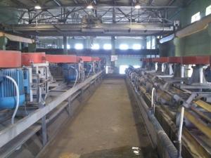 Graphite production in Ukraine