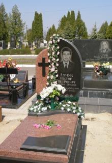 Надгробки на могилу, Луцьк