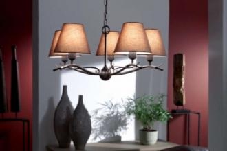 Потолочные светильники недорого!