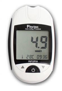 Глюкометр Finetest купити онлайн