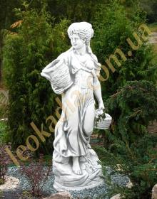 Производство садовых фигур