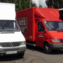 Перевезення вантажів по Києву. Замовляйте тут!