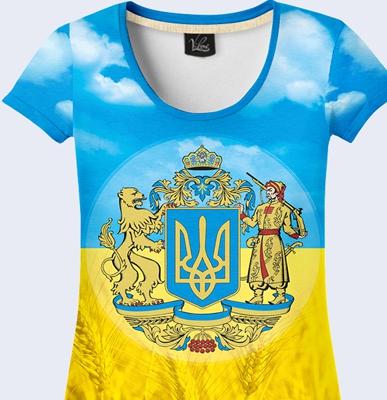 Патріотичні футболки 3D - Оголошення - ПП Закупи на канапі ... 893dffe542033
