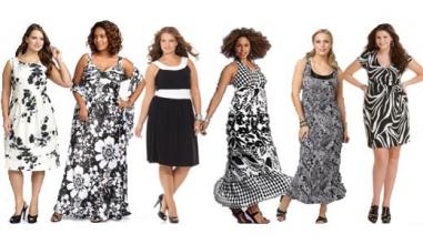 Сукні, великі розміри оптом - від 3-х одиниць!