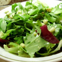 Покупайте фасованный салат Микс