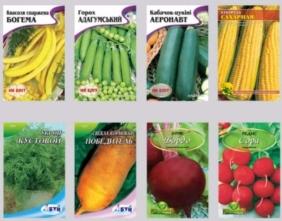 Изготовление пакетов для семян