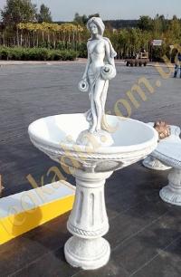Декоративный фонтан — венец ландшафтного дизайна