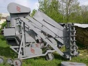 Купить зернометатель недорого предлагает Житомирский механический завод