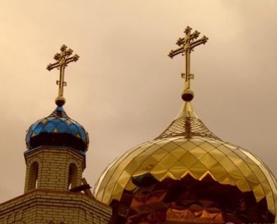 Виготовляємо церковні куполи
