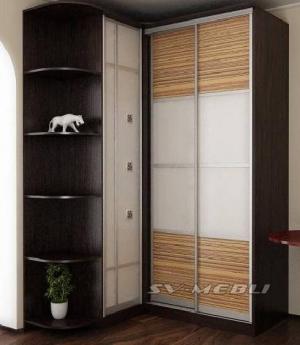 Шкафы-купе на заказ от Smart Mebel