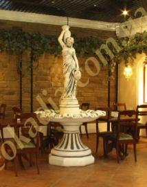 Дизайн фонтанов: декорации на любой вкус