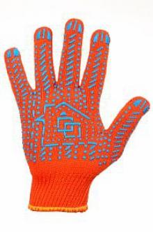 Продаем перчатки трикотажные с пвх. Лучшие цены только у нас!